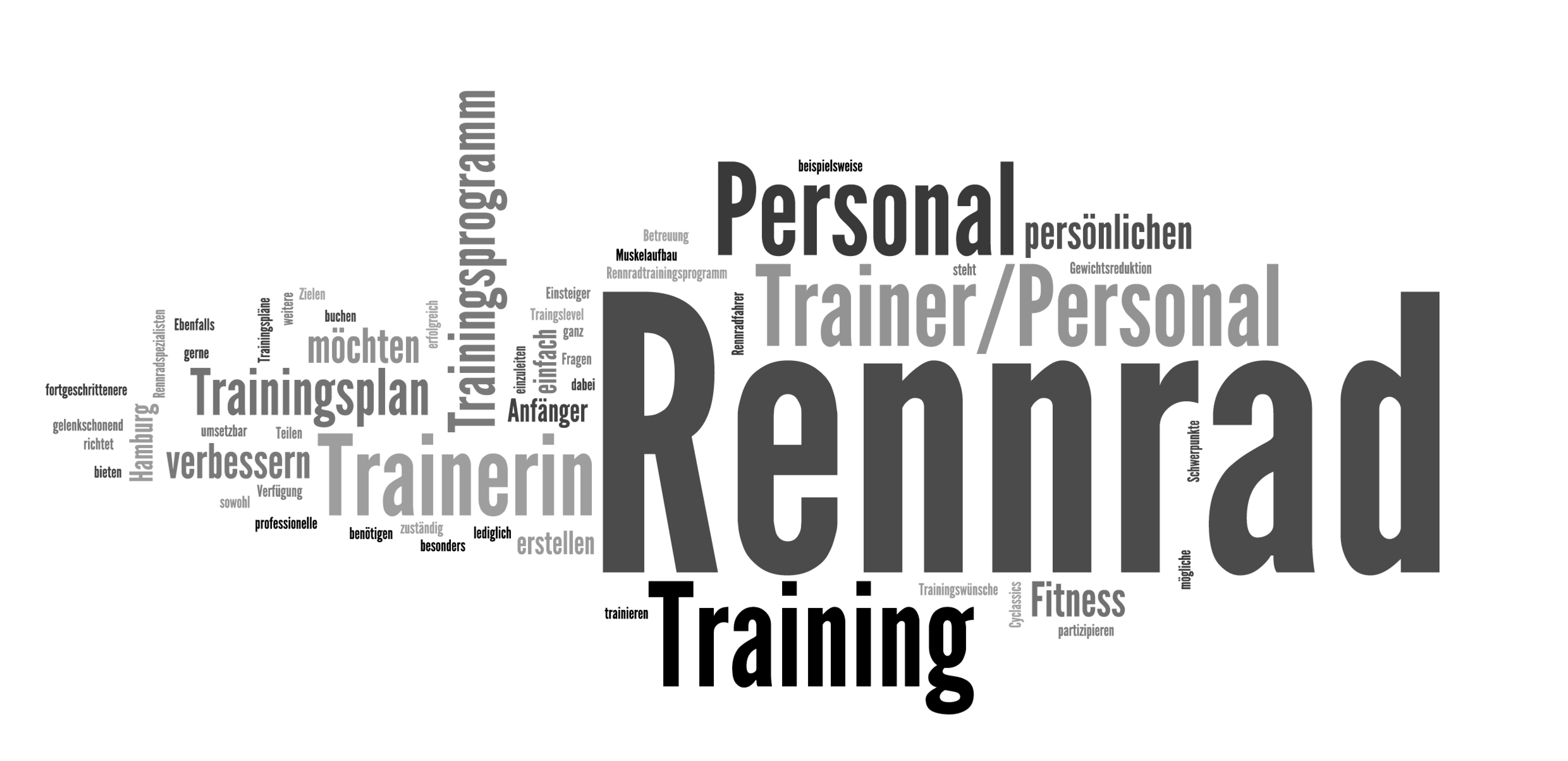Personal Trainer Hamburg Rennrad Training