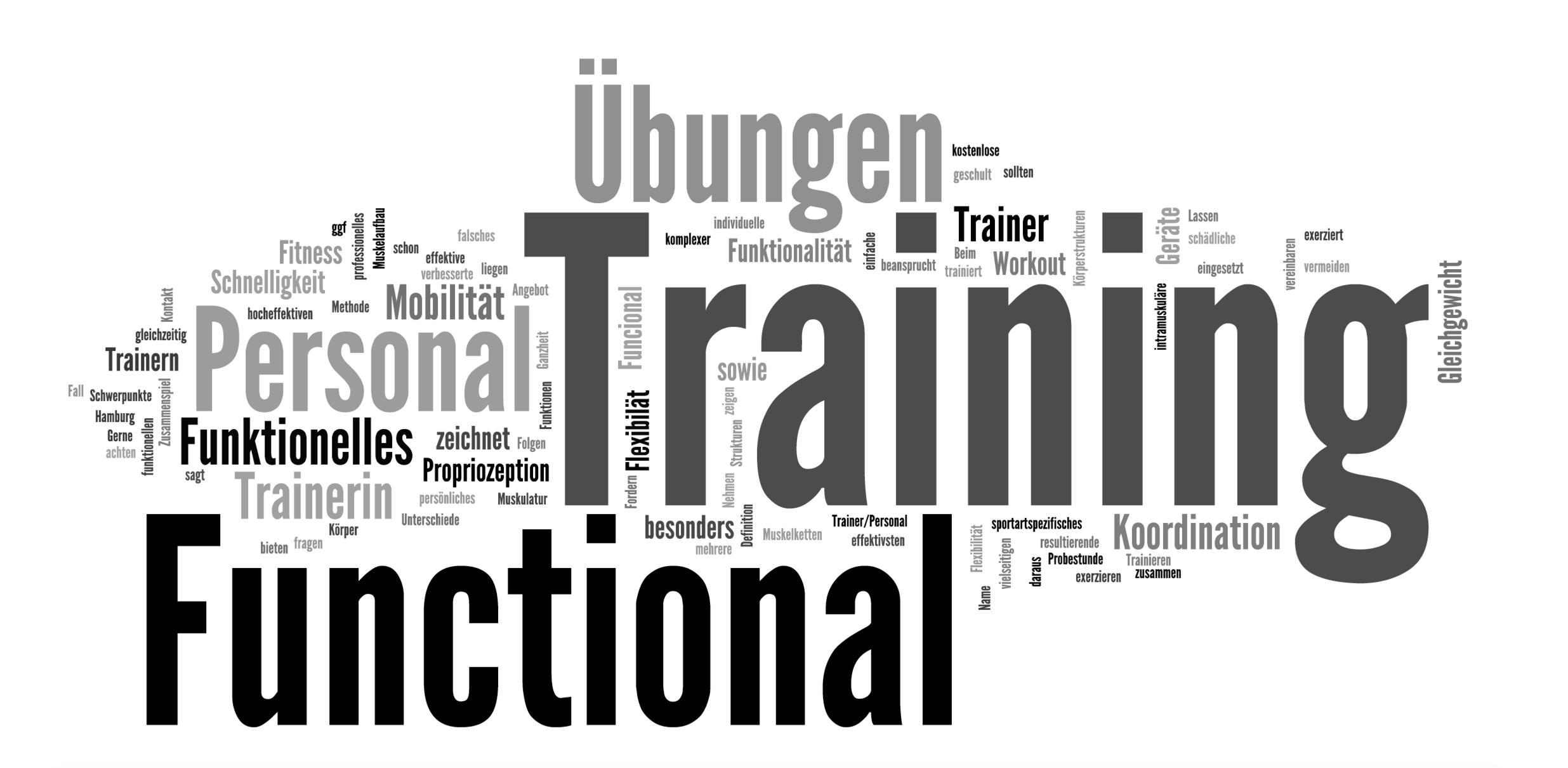 Personal Trainer Hamburg functional training funktionelles Training