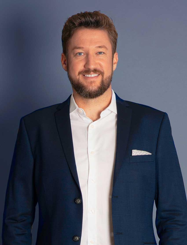 Mitja Biehl - Geschäftsführer